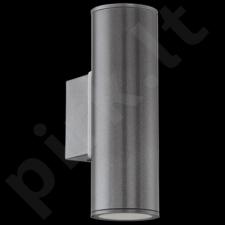 Sieninis šviestuvas EGLO 94103 | RIGA