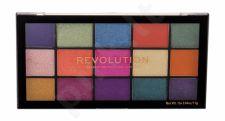 Makeup Revolution London Re-loaded, akių šešėliai moterims, 16,5g, (Passion For Colour)